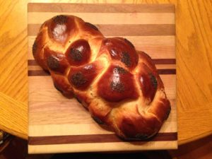 Challah, Fresh from the Oven