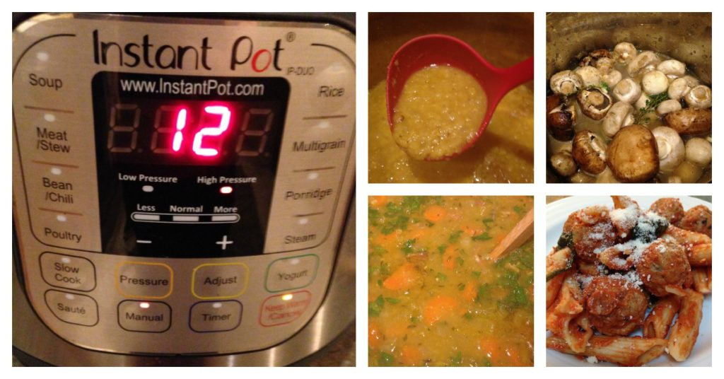 Instant Pot Time and Liquid Conversions